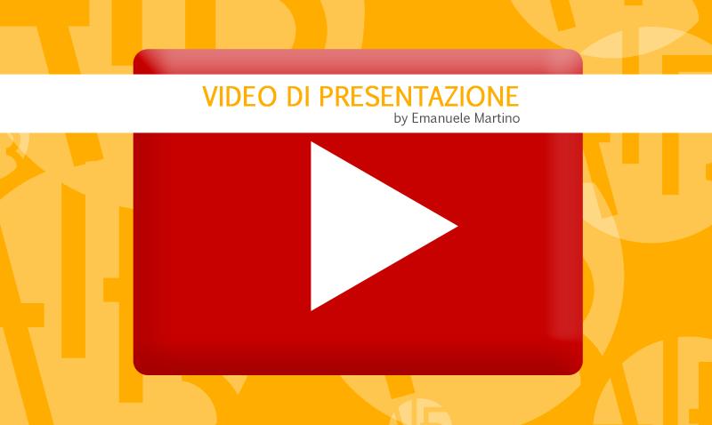 Pulsante VIDEO Emanuele