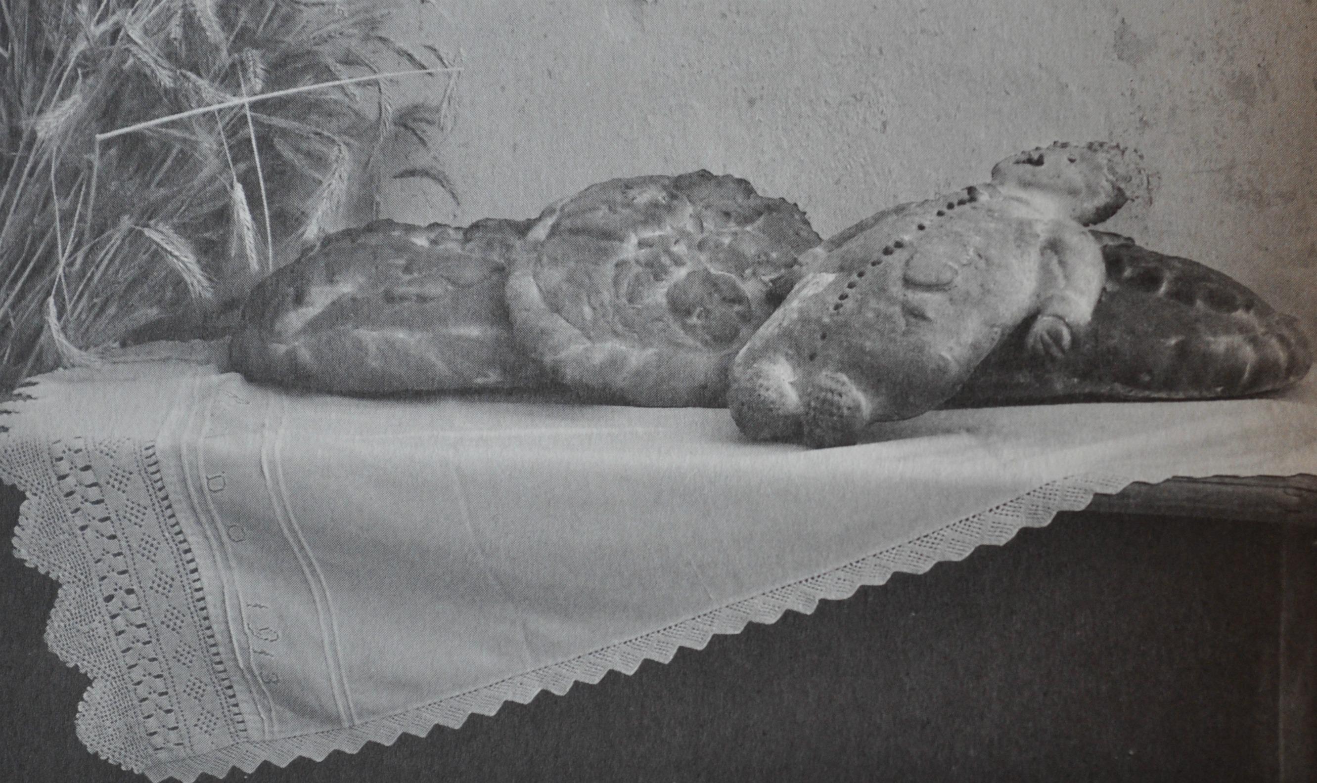 Pupazzo di pane