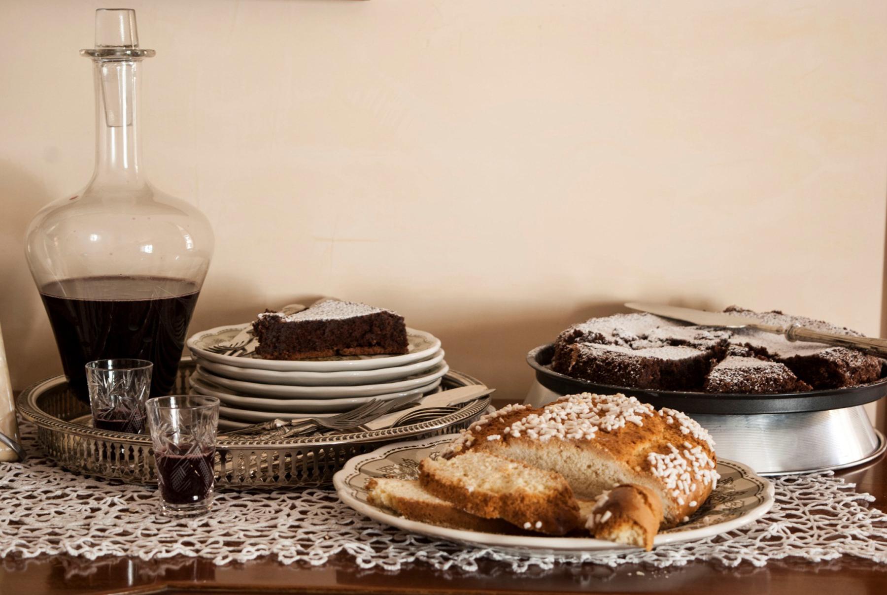 Torte Da Credenza Ricette : I dolci da credenza aifb
