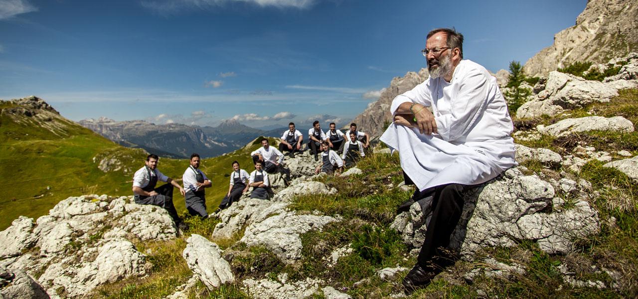 Norbert niederkofler e la sua cucina di montagna aifb - Cucina di montagna ...