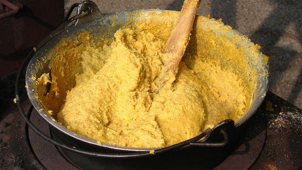 Image Gallery la polenta