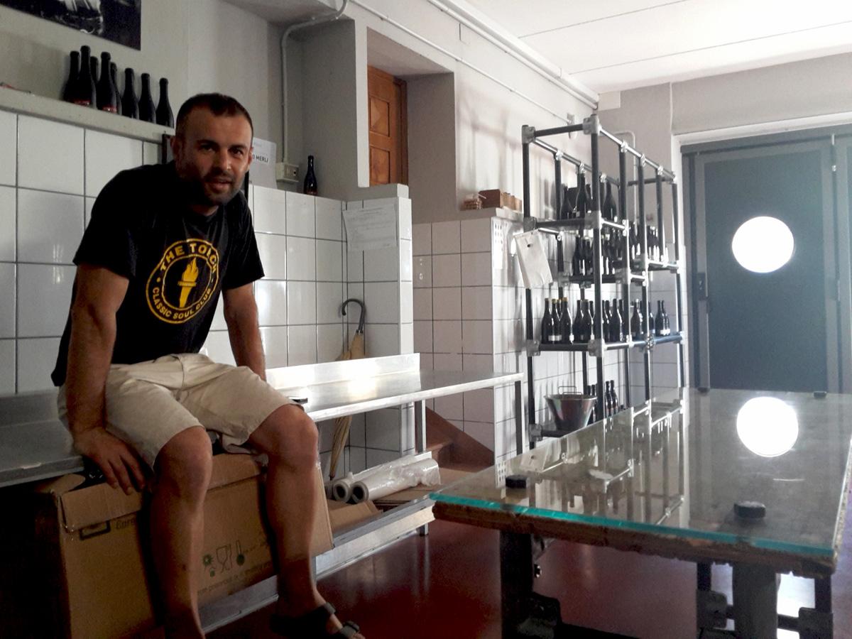 Gran Tour Umbria Vino Merli 2