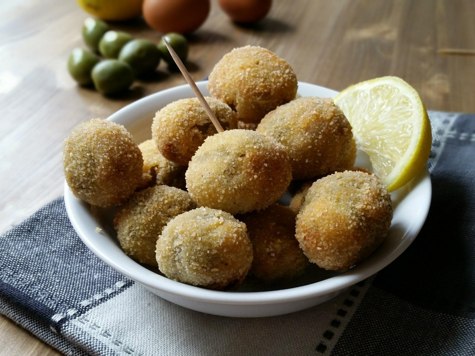 Gran Tour d'Italia, Marche: le olive all'ascolana - AIFB