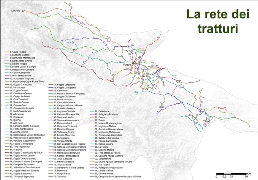 Gran Tour Abruzzo tratturi