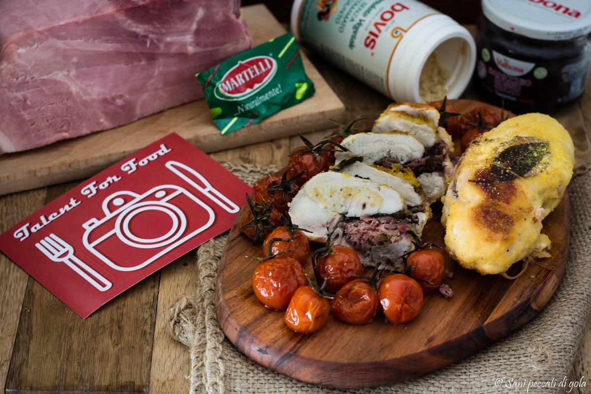 Talent for Food Daniela Lapenna