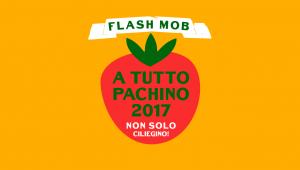 Flash mob a tutto Pachino 2017