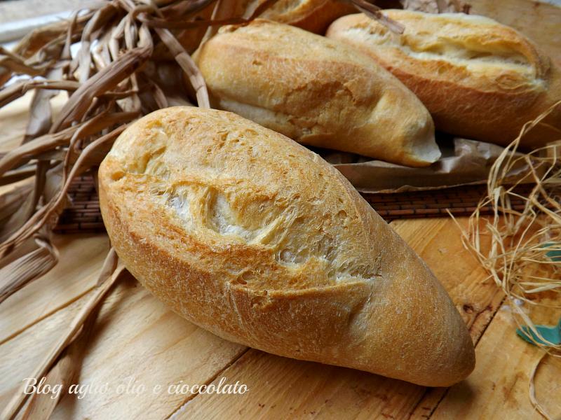 Pane tipico tradizionale del Lazio