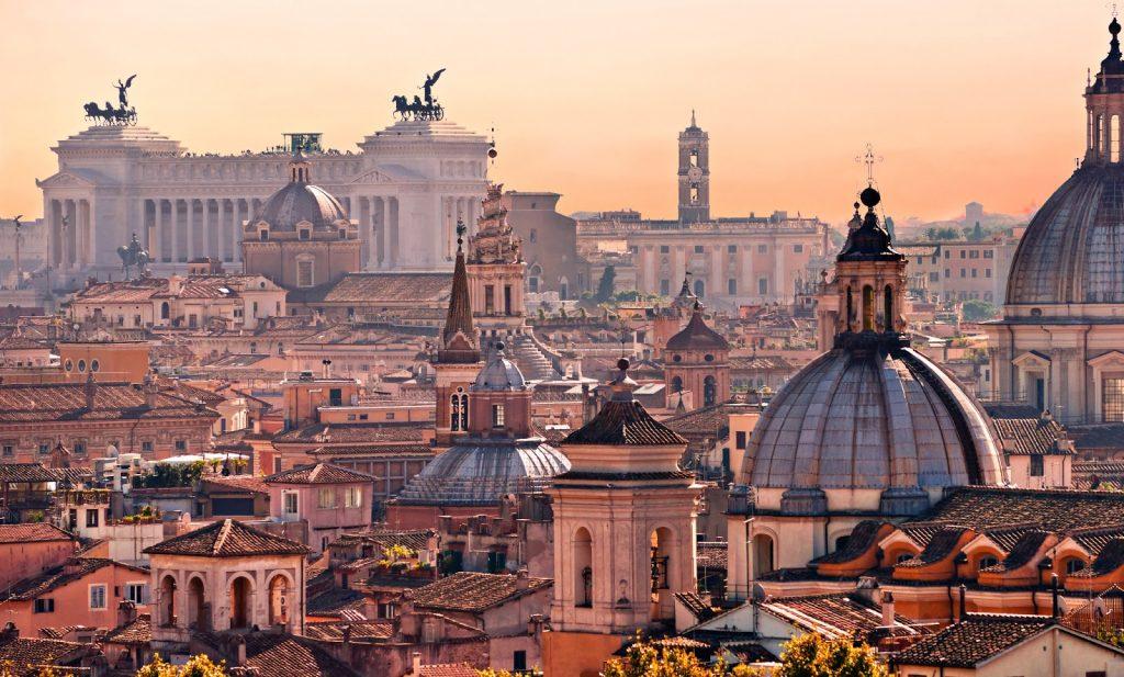Roma, la Città eterna, con le sue mille prospettive storiche